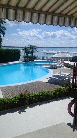 Acqua Resorts: lago