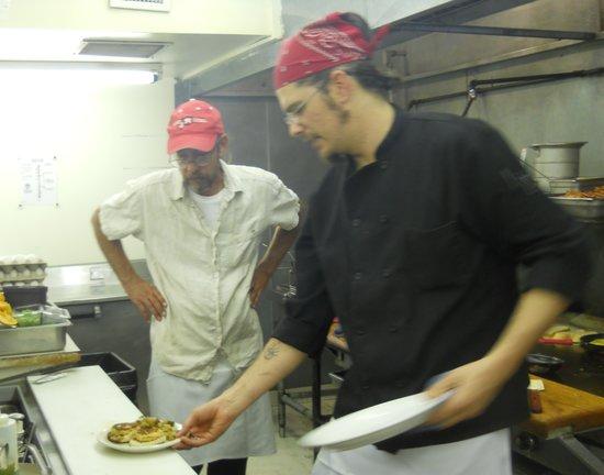 Cavallo's Restaurant : Chef Sid