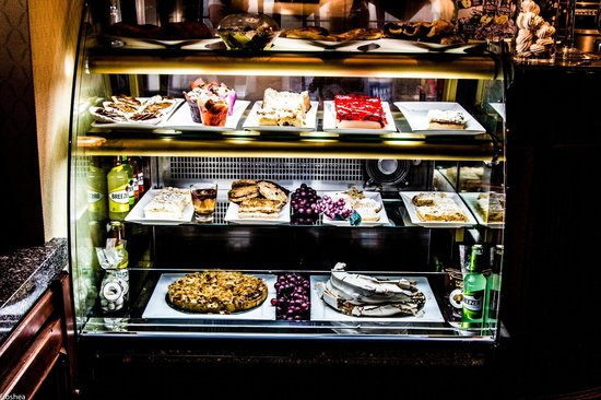 Discover Warsaw: Food selection