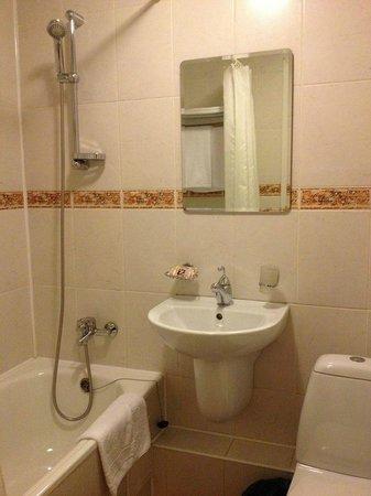 Pereslavl: Ванная комната