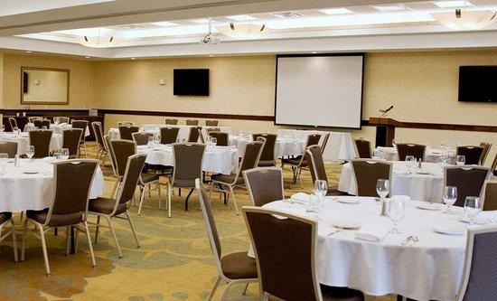 Hilton Garden Inn Watertown/Thousand Islands: Ballroom