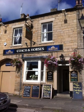 The Coach And Horses: Coach and Horses Inn
