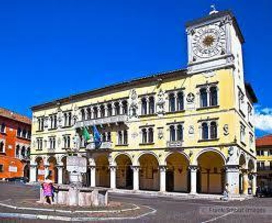 Провинция Беллуно, Италия: Palazzo dei Rettori, Belluno