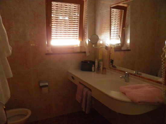 Hotel Rosslaufhof : la nostra camera