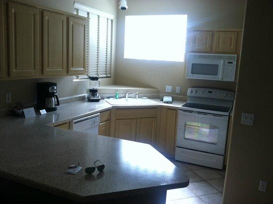 Scottsdale Links Resort: Kitchen