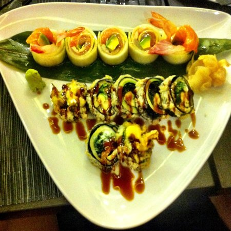 Ami Japanese Bar & Restaurant: SUPER 'Roll dello Chef'