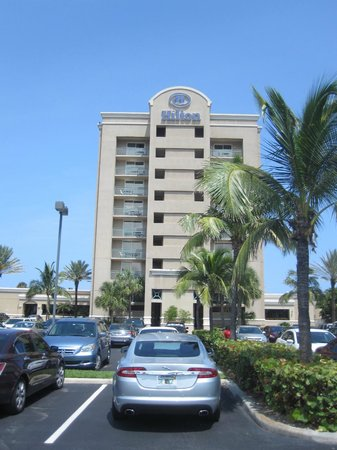 Hilton Singer Island Oceanfront/Palm Beaches Resort: s