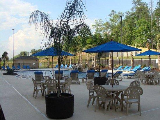 Holiday Inn Dothan: Swimming Pool
