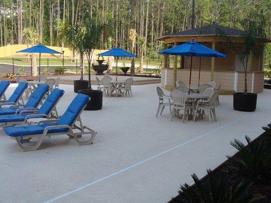 Holiday Inn Dothan: Tiki Bar & Activity Center