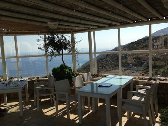 Kamari, Греция: marvelous sea view