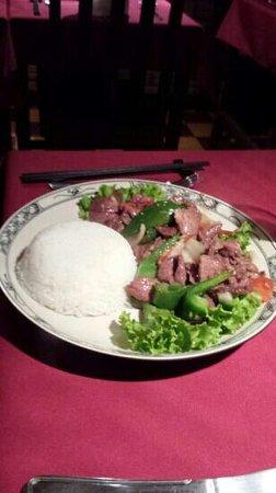 Paris Saigon: beef