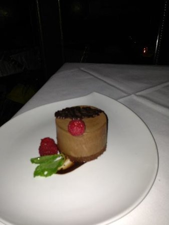 Vic & Anthony's Steakhouse - Las Vegas: dolce ai 3 cioccolati