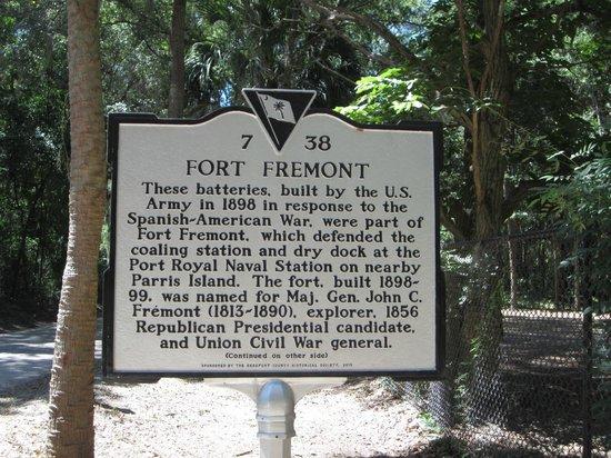 Fort Fremont: Historical Market