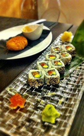 Ami Japanese Bar & Restaurant: SpicySalmon