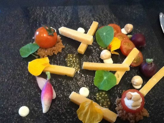 The Boathouse Restaurant: Cheese