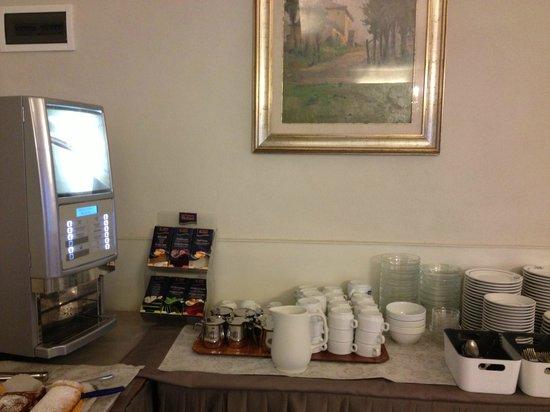 Hotel Europa : Breakfast
