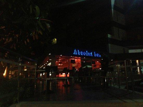 The Residence : Hotel bar
