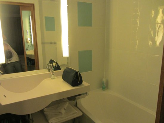 Novotel London Paddington : Salle de bains