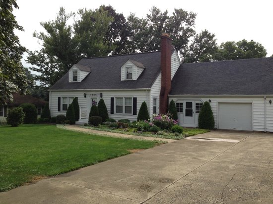 The Troyer Haus Bed & Breakfast : Troyer Haus