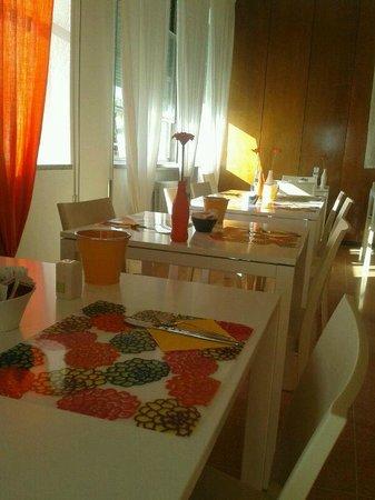 Hotel Villa Gaia: Colazione