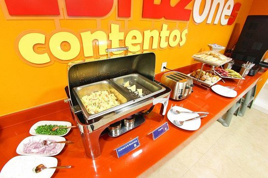 One Oaxaca Centro: Breakfast Bar