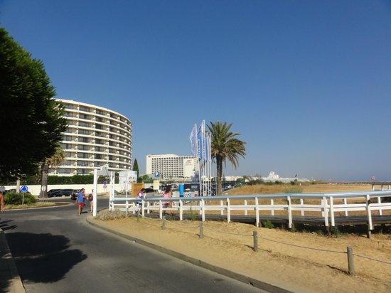 Marina de Vilamoura : Les hotels en bord de plage