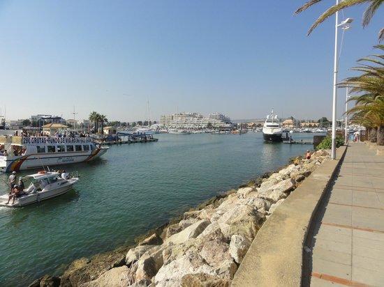 Marina de Vilamoura : toujours le port