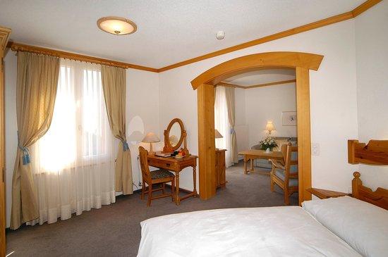 Hotel Bristol: Zimmer Nr. 11