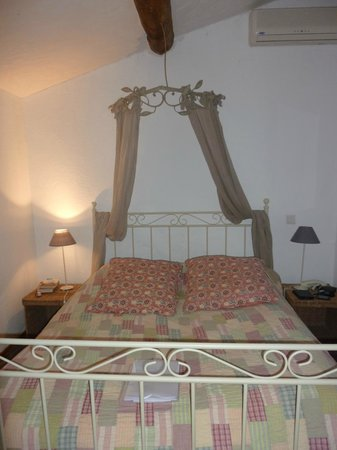 Le Mas du Grand Jonquier: la camera