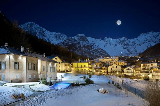 Pre-Saint-Didier, Italia: Terme di Pré