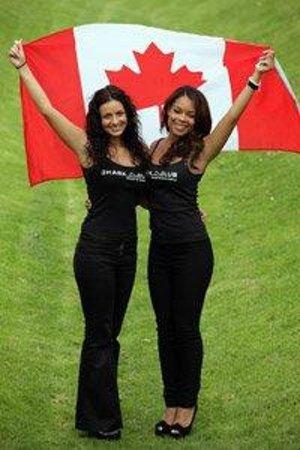 Shark Club - Newcastle: Flying the flag for Canada! a UK twist on the successful Shark Club brand in Canada!