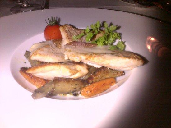 Hotel Le Provencal : pesce