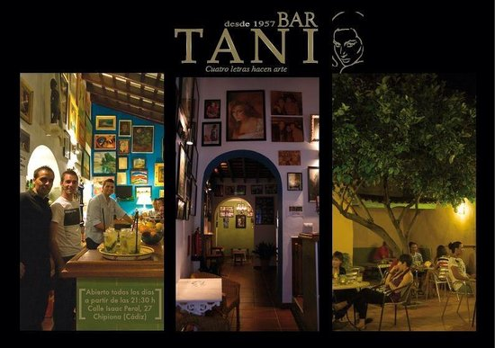 Bar museo Tani