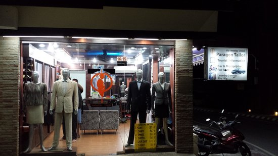 Paragon Tailor: Outside for everyone