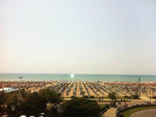 Hotel Montecarlo: splendida vista dal nostro balcone