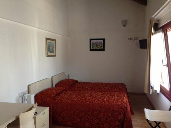 Hotel Barchessa Gritti: Camera doppia