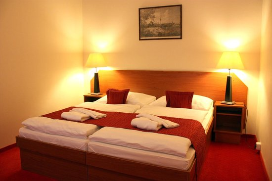 Hotel Theresia: Standard room