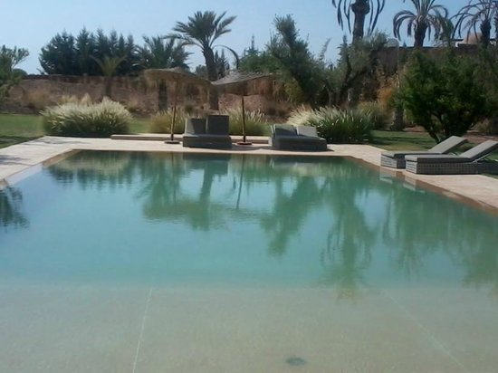 Fellah Hotel : piscine privée