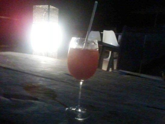 Fellah Hotel : cocktail nocturne