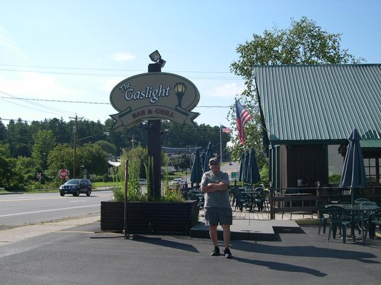 Smokey Joe's Saloon & Grill: Great picture of Gaslight Bar and Grill