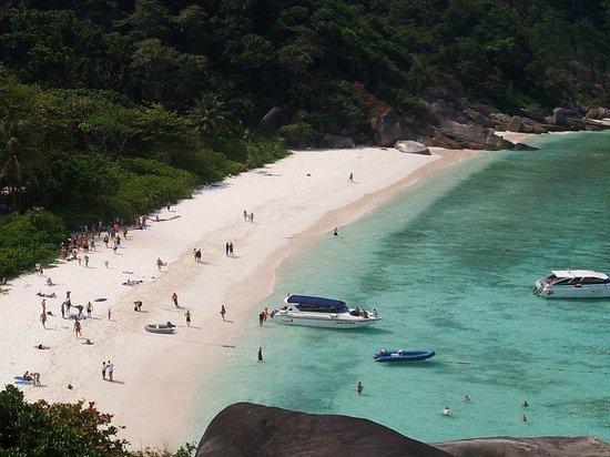 Similan Islands: Симиланы