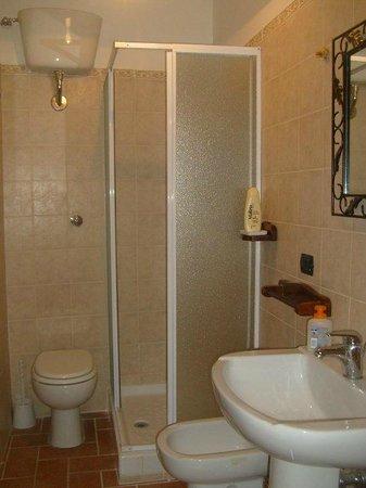 B&B La Casa Del Sole : I nostri bagni sono molto confortevoli e puliti