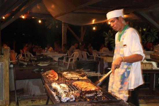 Phi Phi Don Chukit Resort: Uno dei ristoranti