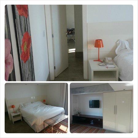 Marina All Suites: Vista da suite