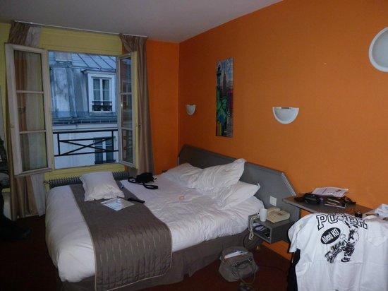 Hotel Jean-Gabriel : Chambre 52