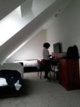 Augusten Hotel: la camera che ci è stata assegnata all'arrivo
