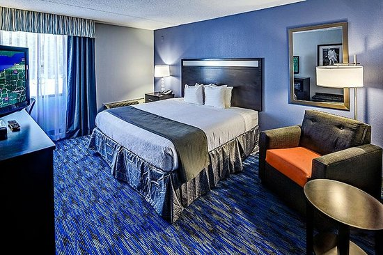 Holiday Inn Cleveland East - Mentor : King Size Room