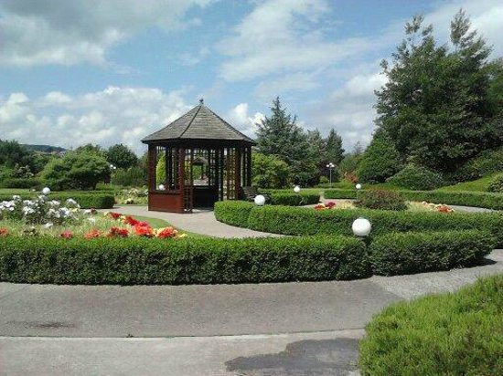 Carrickdale Hotel : hotel garden