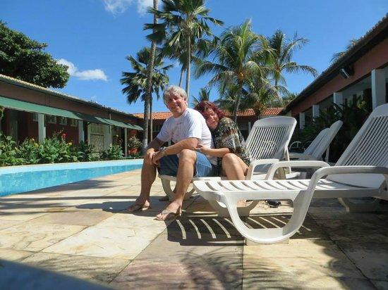 Ilha do Amor Hotel : Dias de sol...