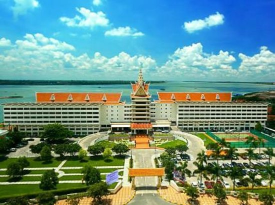 Hotel Cambodiana: Grandeur to behold with a most affordable price!